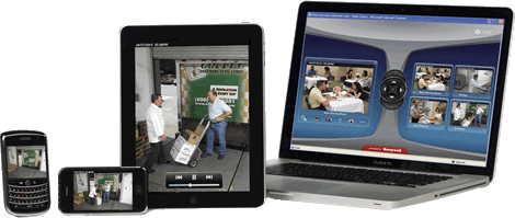 CCTV security systems for Maine commercial security
