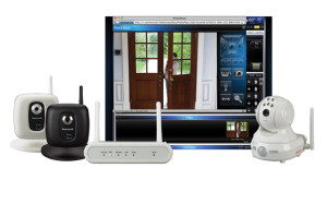 Wireless access control for your Maine home security system.