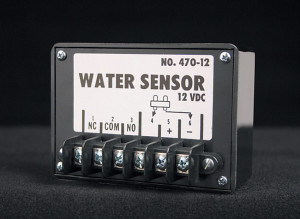 Water leak alarm and high water sensor for Maine homes