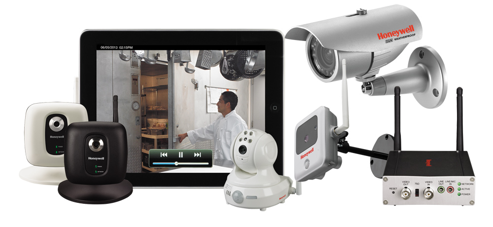 Video surveillance systems closed circuit tv in maine for Security devices for homes